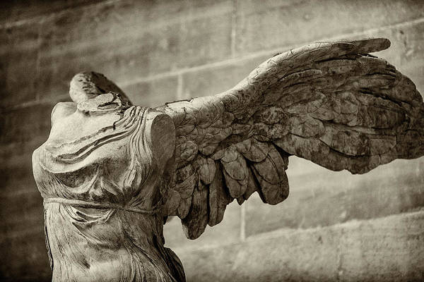 Wall Art - Photograph - Winged Victory by Stephen Stookey
