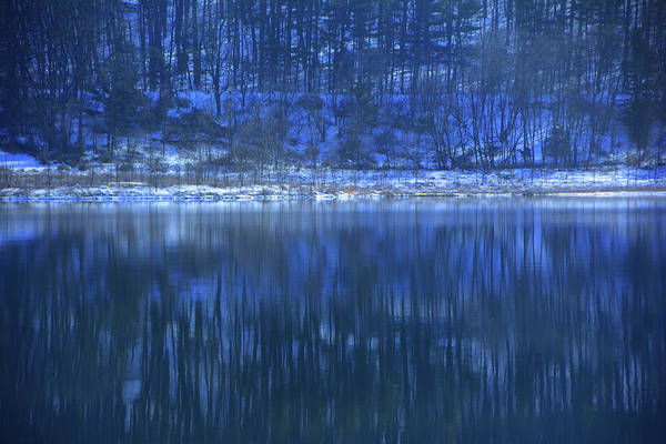 Photograph - Winter At Round Valley by Raymond Salani III