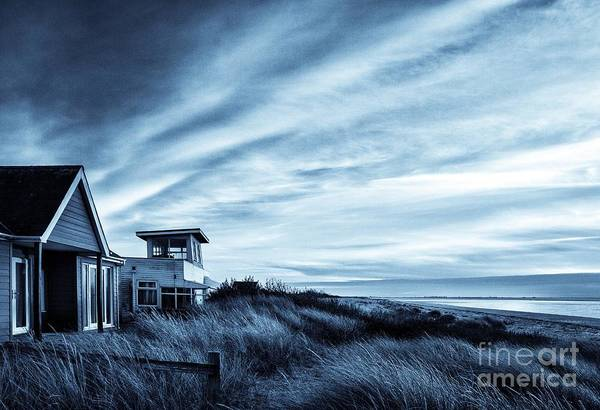Wall Art - Photograph - Winter Blues by John Edwards