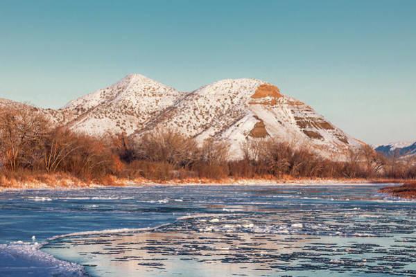Photograph - Winter Breaks by Todd Klassy