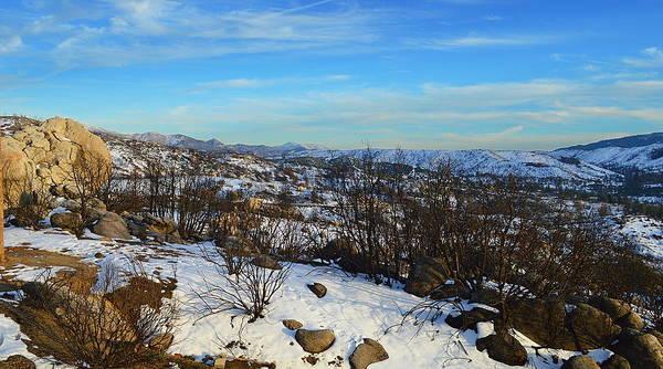 Photograph - Winter Horizon by Glenn McCarthy Art and Photography