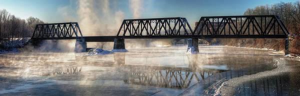 Photograph - Winter Kennebec by John Meader