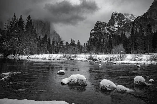 Wall Art - Photograph - Winter Morning In Yosemite by Cat Connor