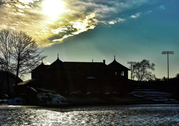 Photograph - Winter Sunset by Christina Maiorano