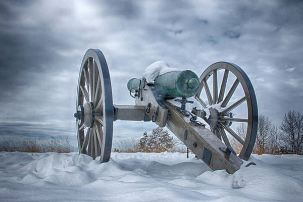 Photograph - Winter War by Travis Rogers