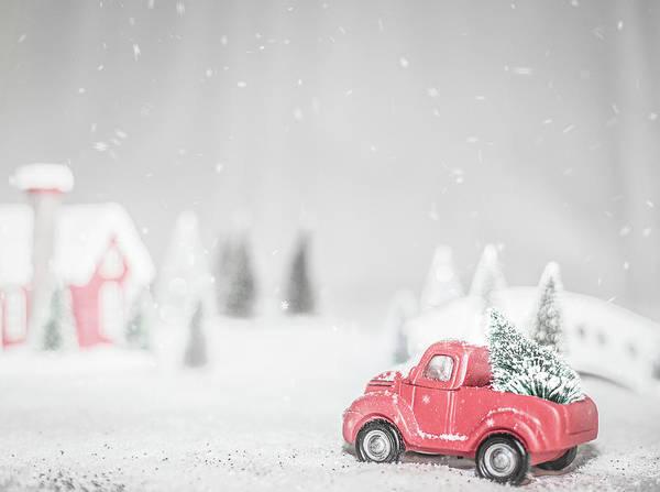 Wall Art - Photograph - Winter Wonderland by Lori Rowland