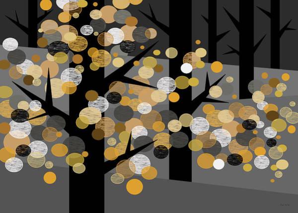 Digital Art - Winters Edge by Val Arie