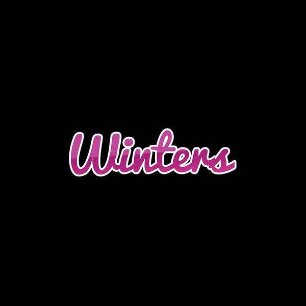 Digital Art - Winters #winters by Tinto Designs