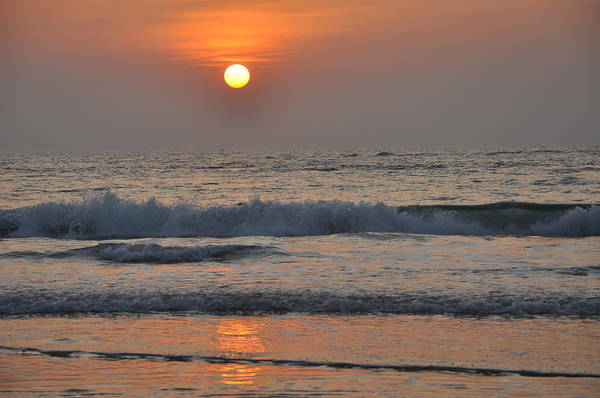 Goa Photograph - Wishing You Waves Of Happiness In 2012 by Eustaquio Santimano
