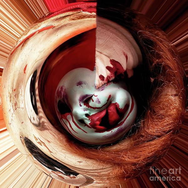 Mixed Media - Within Me Digital Art by John Rizzuto