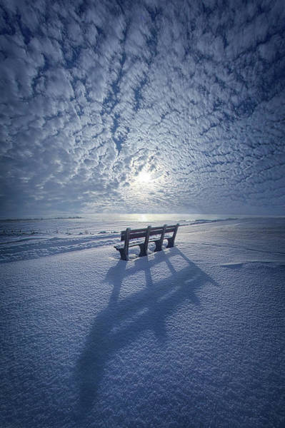 Photograph - Within The Absence Are The Memories by Phil Koch