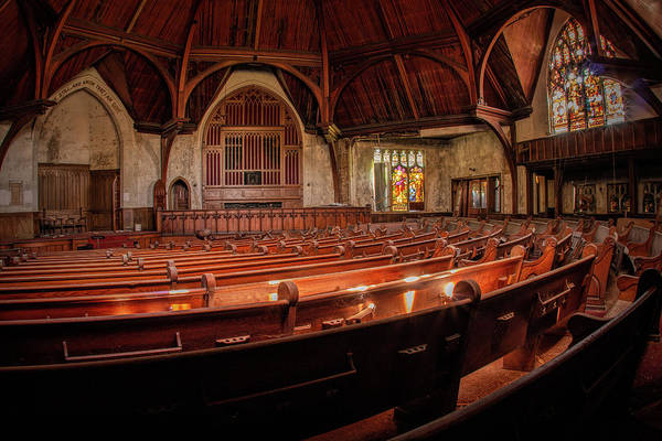 Photograph - Within The Sanctuary by Kristia Adams