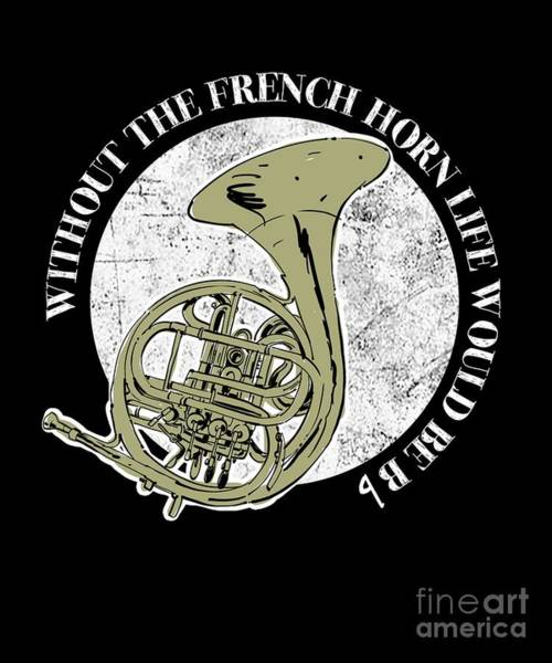 578a59239552c French Horn Drawings | Fine Art America