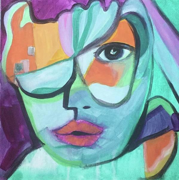 Painting - Woke Woman by Cherylene Henderson