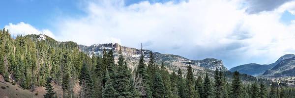 Wall Art - Photograph - Wolf Creek Pass - Colorado Panorama 1 by John Trommer