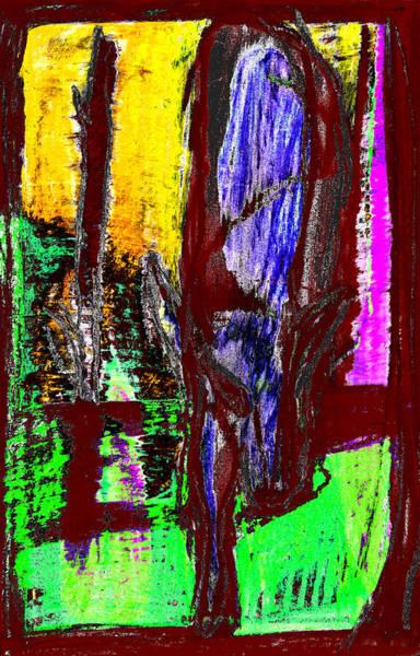 Digital Art - Wolf Pop Art 3 by Artist Dot