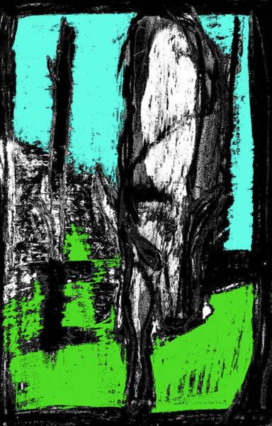 Digital Art - Wolf Pop Art 5 by Artist Dot