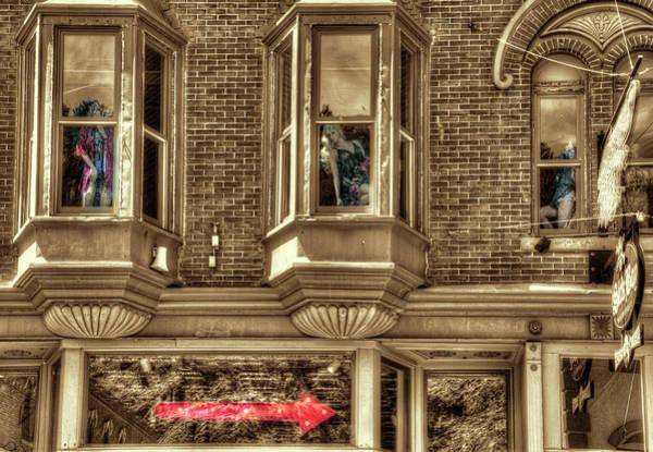 Photograph - Women In The Windows by Dan Friend