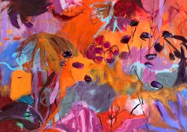 Wall Art - Painting - Wonder World by Gerrit Oppelland-Hampel
