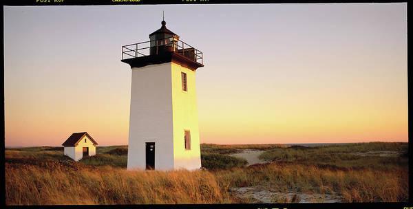 Cape Cod Photograph - Wood End Lighthouse by Jon Hicks