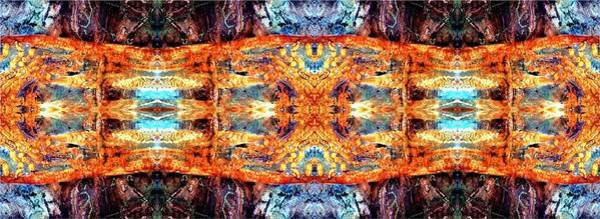 Wall Art - Mixed Media - Wood Knot Tie by Bobby Wood