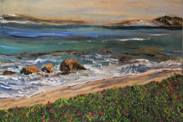 Painting - Wood Neck Beach by Michael Helfen