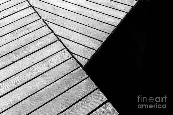 Wall Art - Photograph - Wood On Lake by DiFigiano Photography