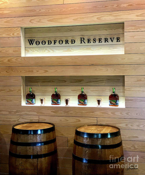 Digital Art - Woodford Reserve  by CAC Graphics