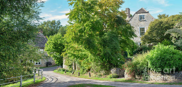 Wall Art - Photograph - Wootten Village In Oxfordshire by Tim Gainey