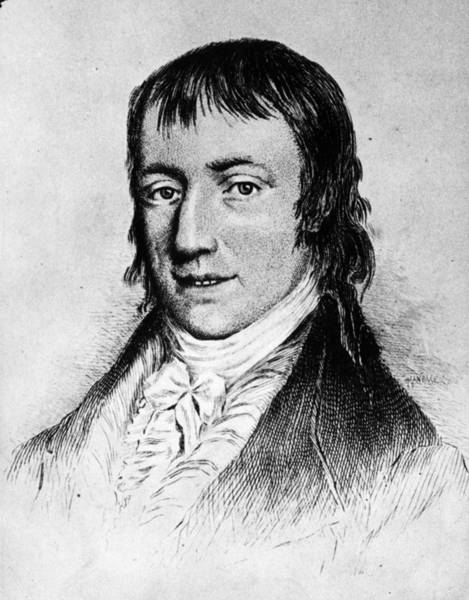 18th Century Digital Art - Wordsworth by Hulton Archive