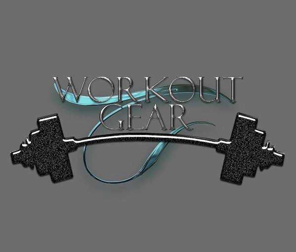 Mixed Media - Workout Gear 2 by Marvin Blaine