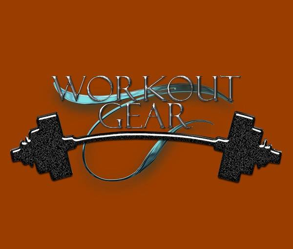 Mixed Media - Workout Gear by Marvin Blaine