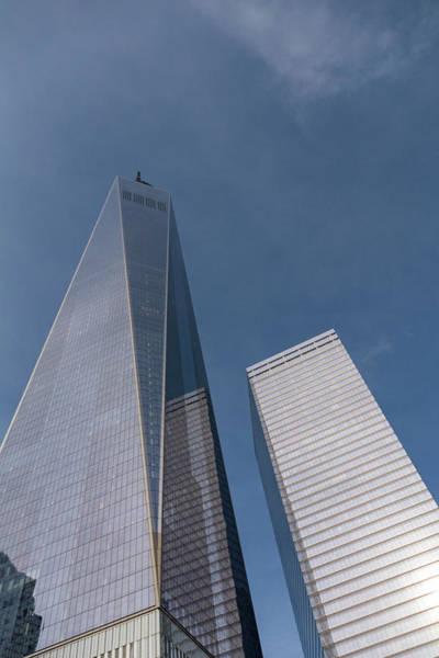 Photograph - World Trade Centre, Manhattan by Mark Hunter