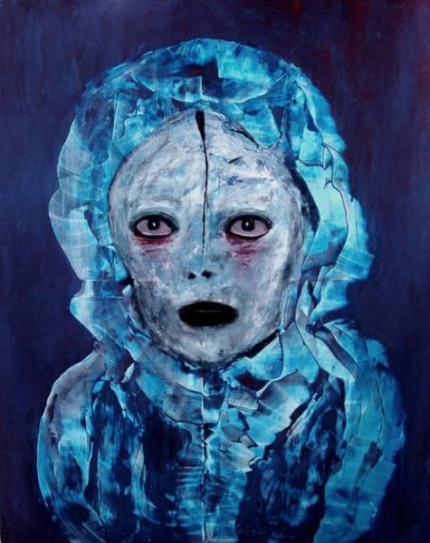 Painting - Wrapping by Katerina Apostolakou