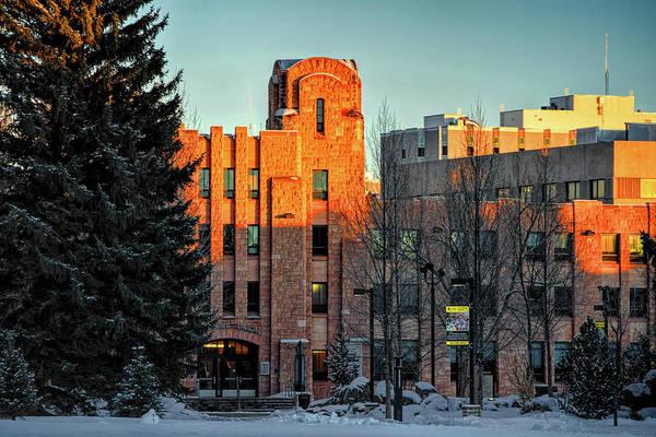 Photograph - Wyoming Union Last Light by Chance Kafka