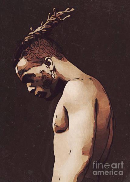 Xxxtentacion Artwork Art Print
