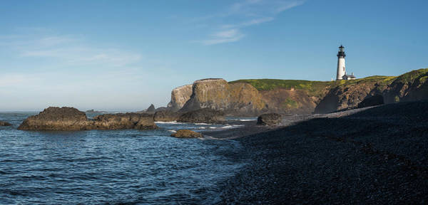 Photograph - Yaquina Head Panoramic by Robert Potts