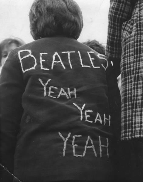 Photograph - Yeah Yeah Yeah by Evening Standard