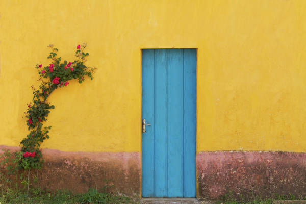 Ugliness Photograph - Yellow Facade by Coisax
