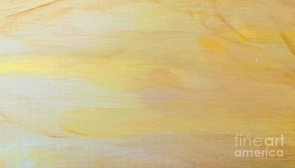 Painting - Yellow by Maria Langgle