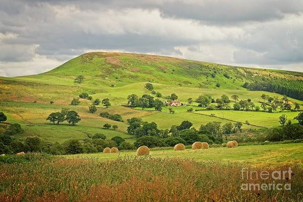 Photograph - Yorkshire Landscape by Martyn Arnold