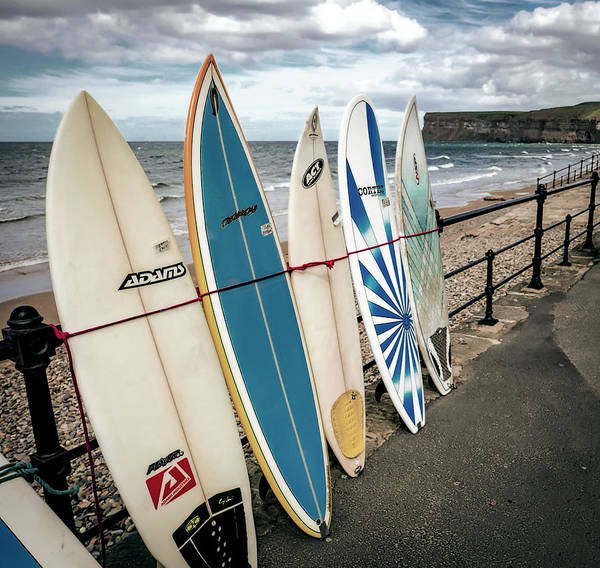 Wall Art - Photograph - Yorkshire Surfing by Daniel Hagerman