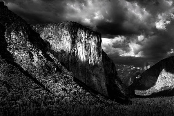 Wall Art - Photograph - Yosemite Evening by Andrew Soundarajan