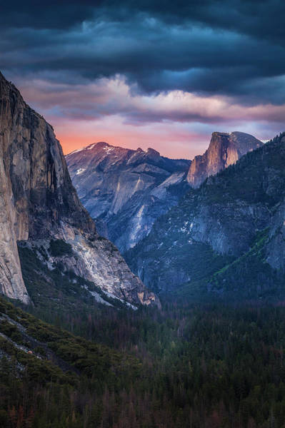 Wall Art - Photograph - Yosemite Glow by Andrew Soundarajan