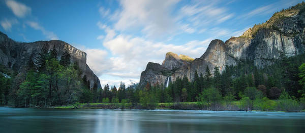 Wall Art - Photograph - Yosemite Panorama by Larry Marshall