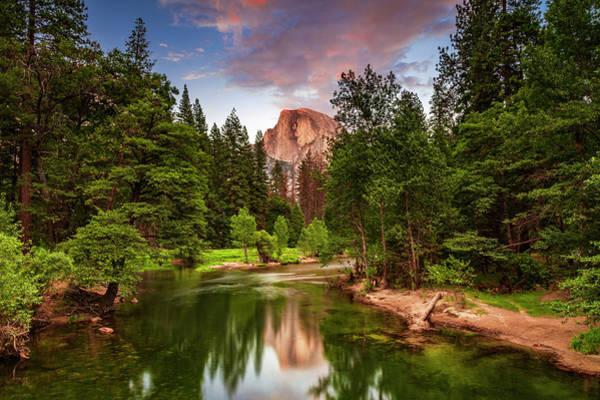Photograph - Yosemite Sunset - Single Image by ProPeak Photography