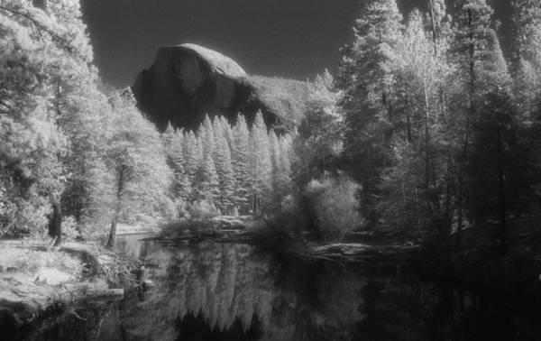 Photograph - Yosemite Valley Half Dome by John Rodrigues