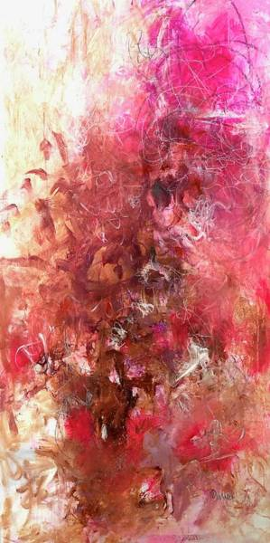 Painting - You As Fugue by Laurie Maves ART