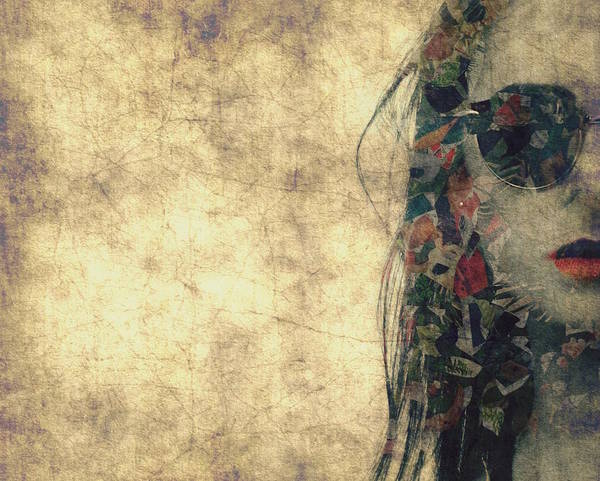 Wall Art - Digital Art - You Fill Up My Senses by Paul Lovering