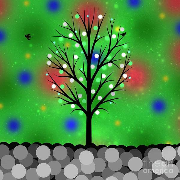 Digital Art - You Gave Me Life by Diamante Lavendar